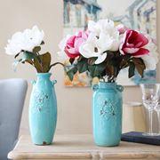 decorazione fiori finti