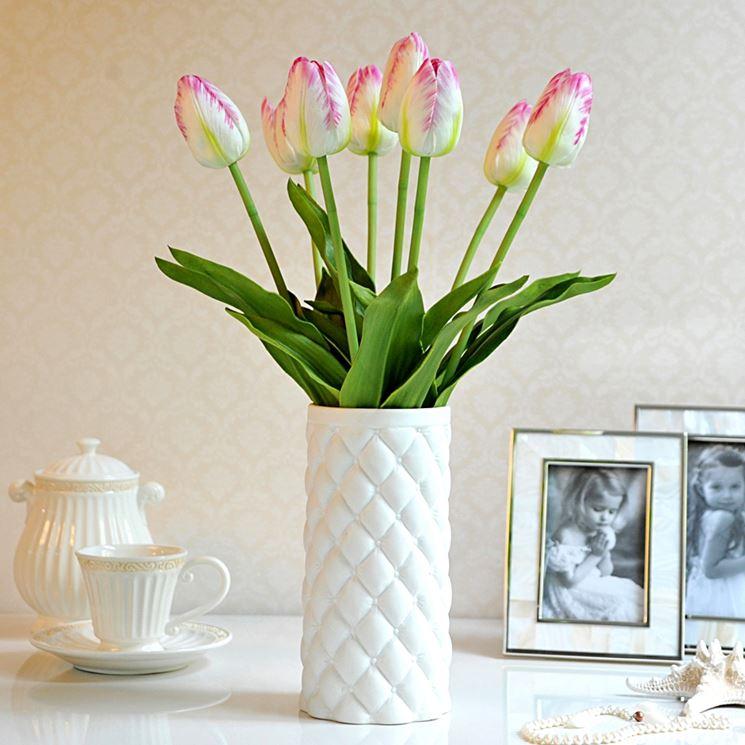 Decorazioni fiori finti piante finte decorare con i - Decorazioni fiori finti ...