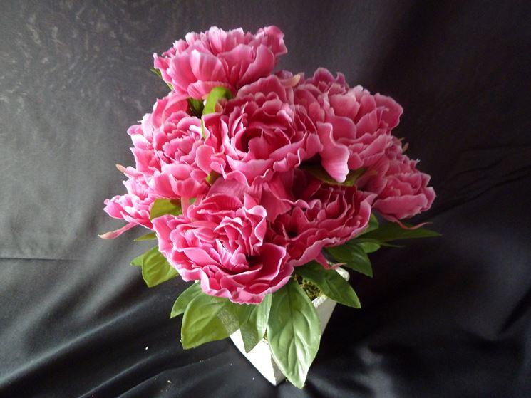 fiori artificiali ingrosso piante finte fiori finti