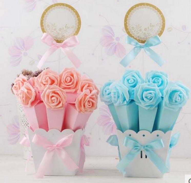 Fiori finti per bomboniere - Piante Finte - Bomboniere con fiori finti