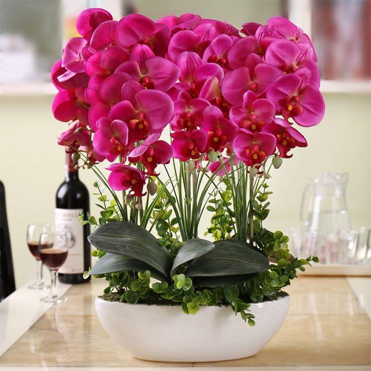 orchidea artificiale