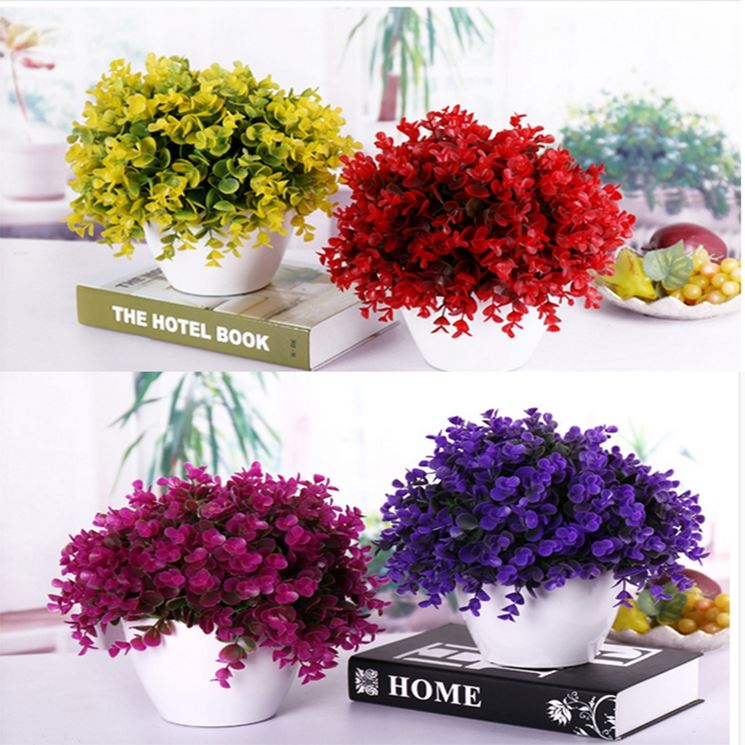 Piante e fiori artificiali piante finte piante e fiori for Piante e fiori