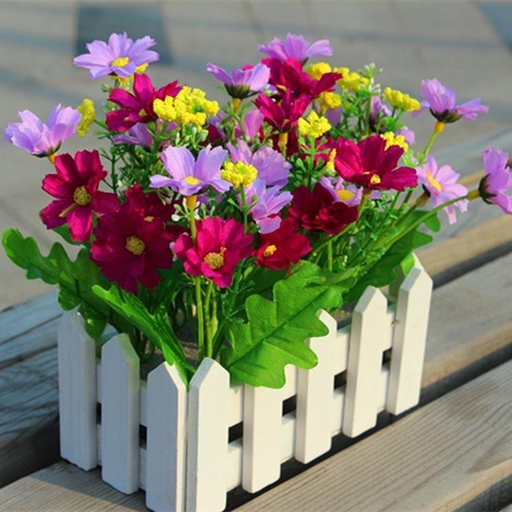 Piante e fiori artificiali piante finte piante e fiori for Arredare un terrazzo con piante e fiori