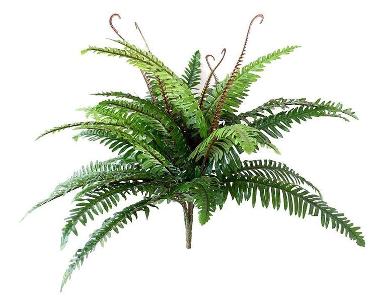 pianta finta da interno