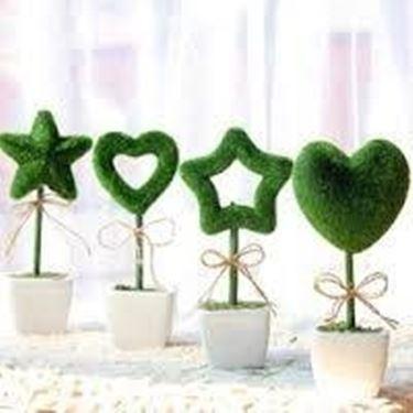 Piante ornamentali finte piante finte for Piante finte per acquario