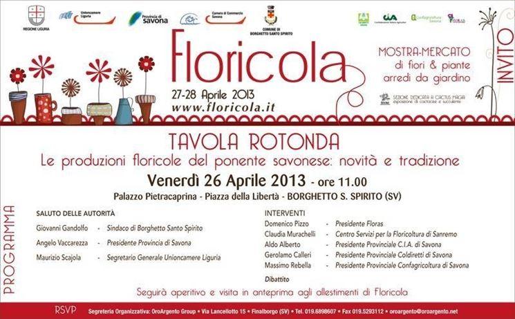 floricola 2013