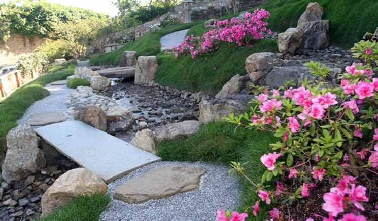 Giardini giapponesi speciali giardini giapponesi for Giardino zen piante