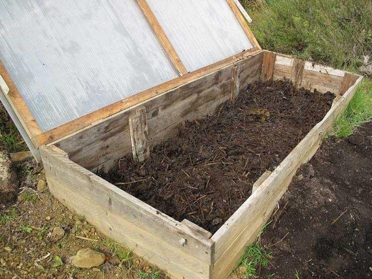 Semenzaio speciali speciale semenzaio for Costruire compostiera