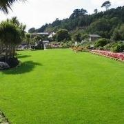 Il mantenimento del prato tecniche di giardinaggio - Quando seminare erba giardino ...