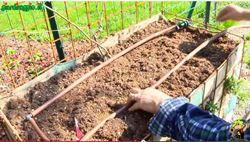 Irrigazione giardino verticale