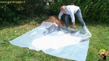Preparare uno stagno video tecniche giardinaggio for Stagno giardino