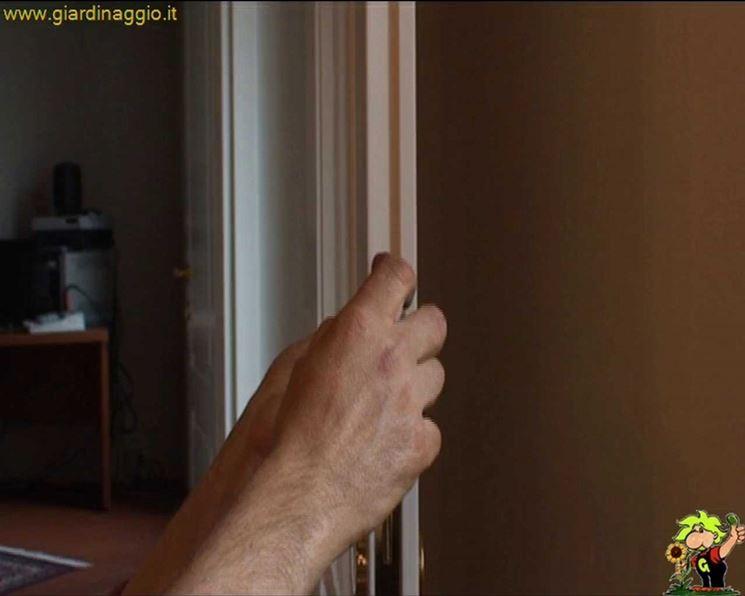 sostituire serramento porta